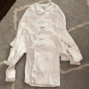 Carter's Shirts & Tops - Newborn shirts